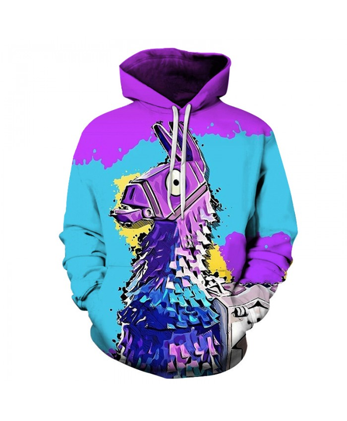 Painting Trojan Horse Men Hoodies 2018 New Autunm Unisex Hoodies Sweatshirts Mens Clothing Drop Ship Custom Hoody Pullover