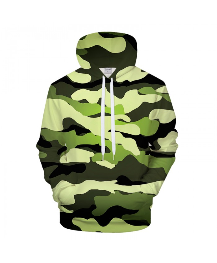 Pea Green Camo 3D Print Hoodies Men Women Casual Hoody Boy Sweatshirt supreme Tracksuit Pullover GrootCoat Dropship