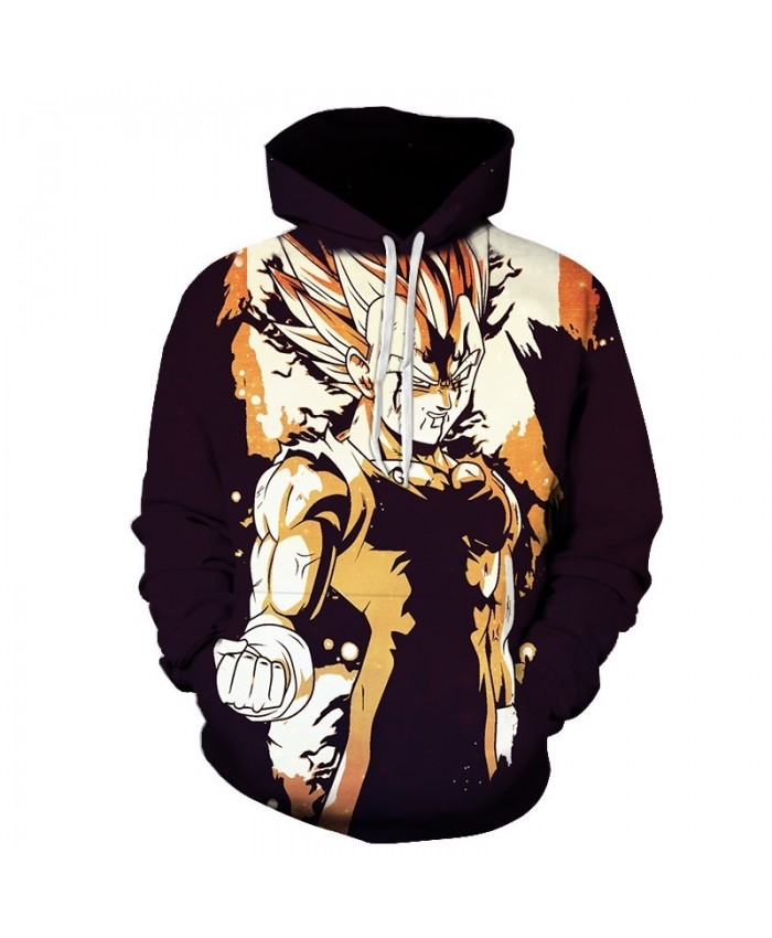 Power Dragon Ball Hoodies Men Women 3D Hoodie Dragon Ball Z Sweatshirts Anime Fashion Casual Tracksuits Boy Jackets