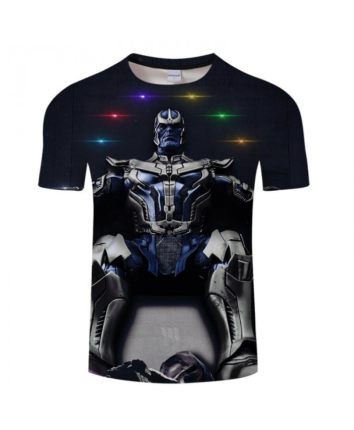 Print T Shirt Men Brand 3D Brand tshirt The Avengers Casual Short Sleeve O-neck Crossfit Shirt Tops&Tees Men Fitness
