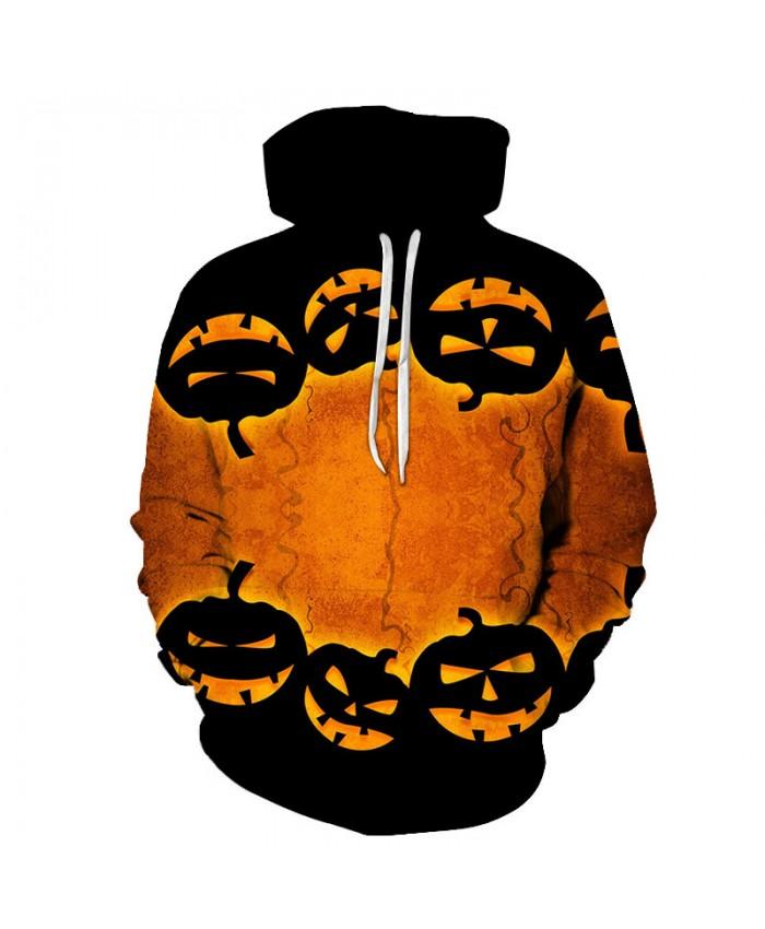 Pumpkin Festival 3D Print Hoodies Men Hoody Harajuku Hoodie Streatwear Sweatshirt Tracksuit Pullover Hip Hop Dropship