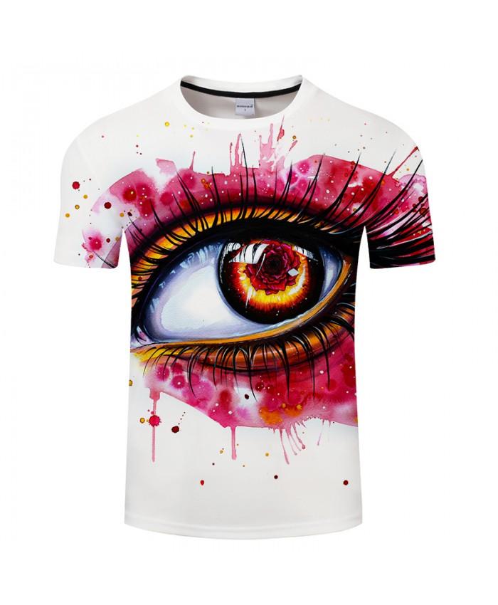 Rose by Pixie cold Art Digital Prints Mens tshirt Women t-shirts Brand O-neck Tees Tops Drop Ship Plus Size