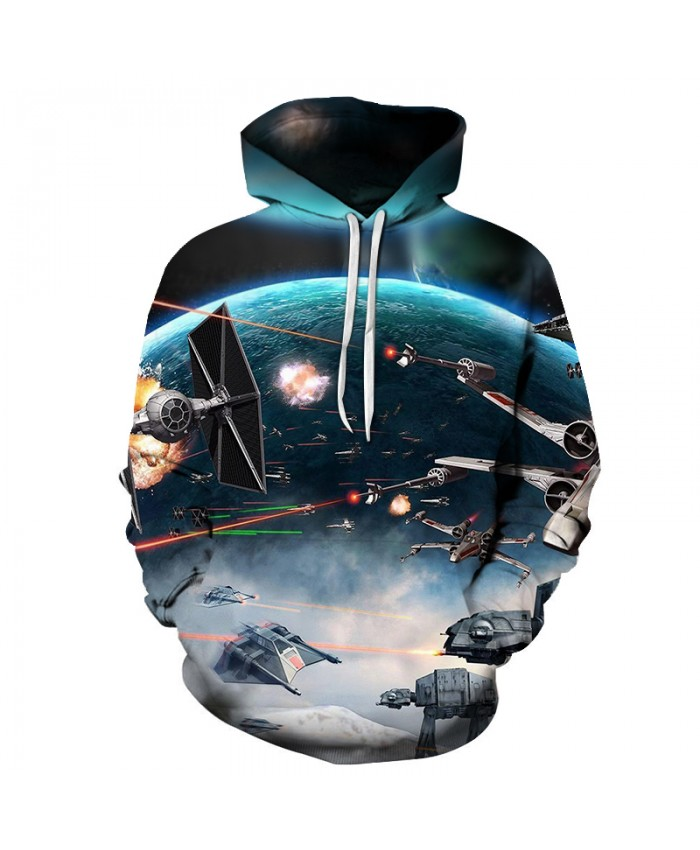 STAR WARS 3d Hoodies Men Sweatshirts Fashion Unisex Hoodie Drop Ship Brand Sweatshirt Male Jacket Noveltry Streetwear Tracsuit
