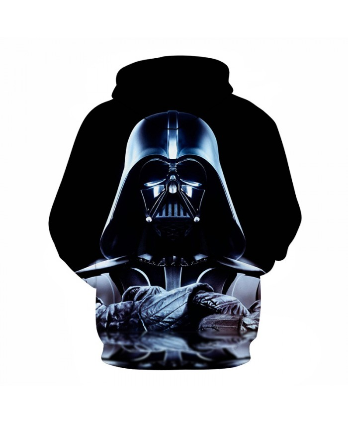 STAR WARS Fashion Movie 3d Hoodies Sweatshirts Men Women Hoodies Drop Ship Hoodie Hot Sale Brand Tracksuits Male Jackets Coats