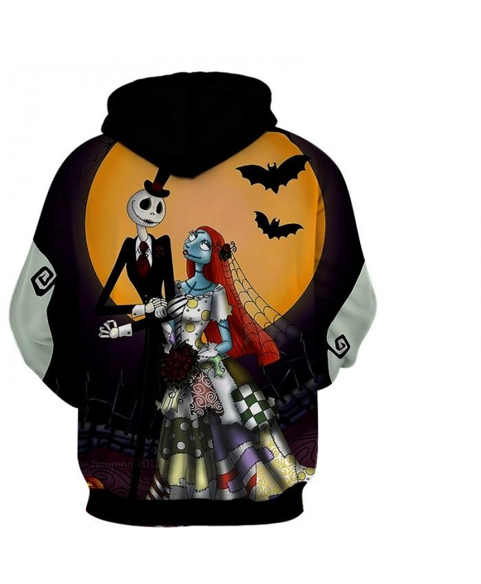 Sally and jack Printed Hoodies Sweatshirts Men Hoodies Brand Pullover Casual Tracksuits Fashion Streetwear Drop Ship Male Jacket