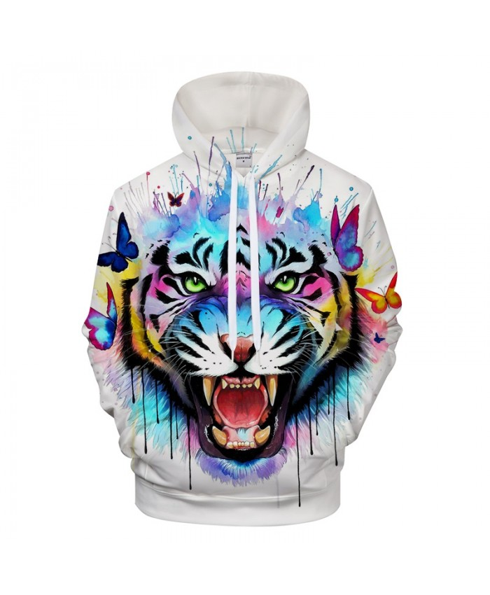 Secrets design By Pixie coldArts Tiger 3D Print Hoodies Men Women Anime Sweatshirt Tracksuit Pullover Hooded Coat Streatwear