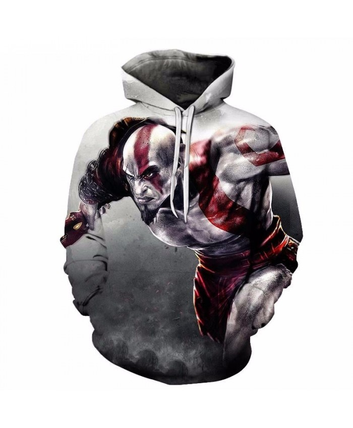 Sharp Eyes Mens Pullover hoodies Streetwear Sweatshirt Fashion Hoodie Long Sleeve Anime tops Sell Men