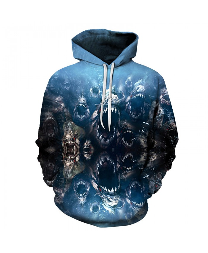 Skull Hoodies 3D Printed Mens Hoodie 2018 Fashion Clothing for Men Custom Autumn Winter Sweatshirts Pullover Drop Ship O