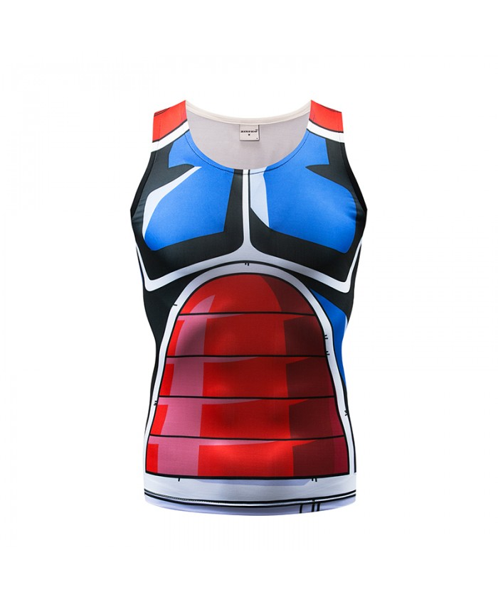 Streetwear Tank Tops Men Women Vest Naruto Male singlet Casual Tops&Tee Fitness Tight Bodybuilding Sleeveless Summer
