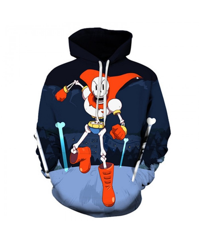 Take Off Your Shoes Undertale 3D Print Mens Pullover Sweatshirt Fashion Casual Men Hoodies Custom Pullover Hoodie
