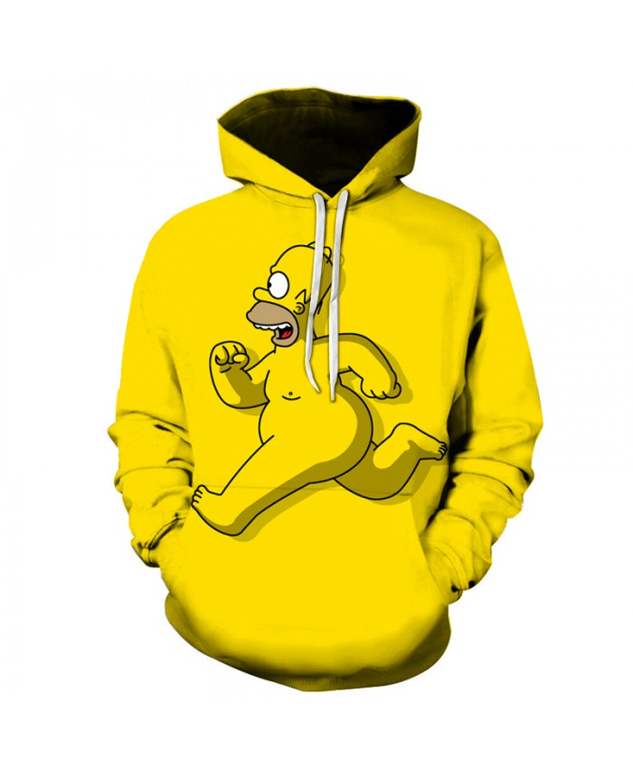 The Simpsons Printed 3D Men Women Hoodies Sweatshirts Quality Hooded Jacket Novelty Streetwear Fashion Casual Pullover XX