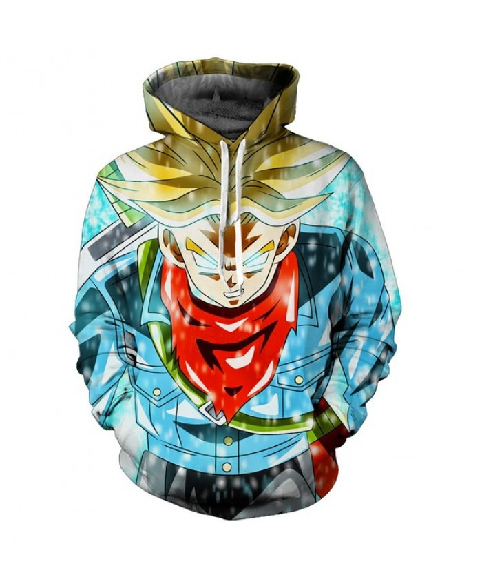Vegetto Dragon Ball Z Hoodies 3d Pullovers Sportswear Hooded Sweatshirts Mens Sleeve Son Goku Hoode Dragon Ball Z S-6XL