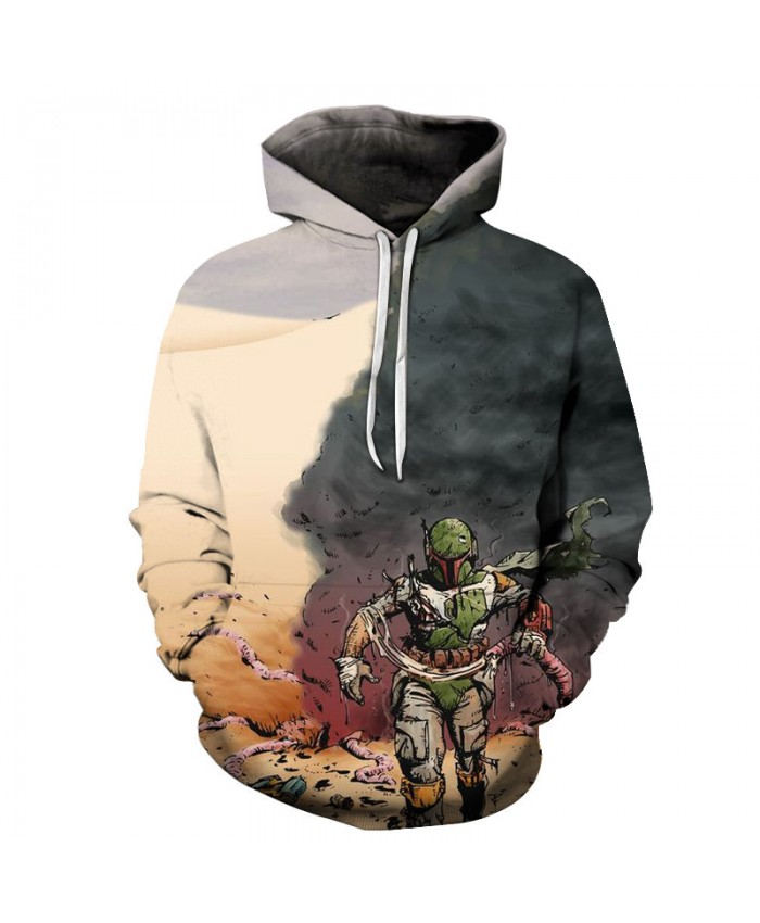 Warrior Win 3D Print Hoodies Men Hoody Harajuku Hoodie Streatwear Sweatshirt Tracksuit Pullover Coat Hip Hop Dropship