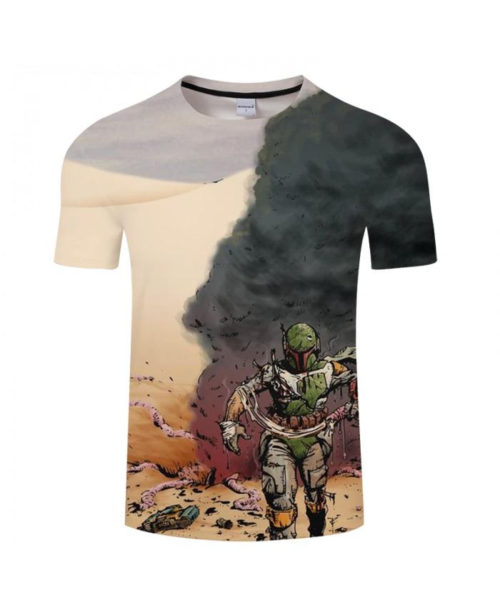 Warrior Win 3D Print T shirt Men T-shirt Brand Tops Tee Anime Streetwear Summer Short Sleeve tshirt O-neck Drop Ship