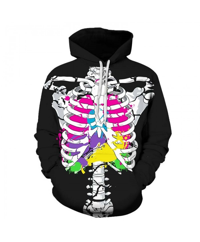 White Bone Men hoodies Pullover Tracksuits Pullover Sweatshirt Casual Hoodie Long Sleeve Anime Men