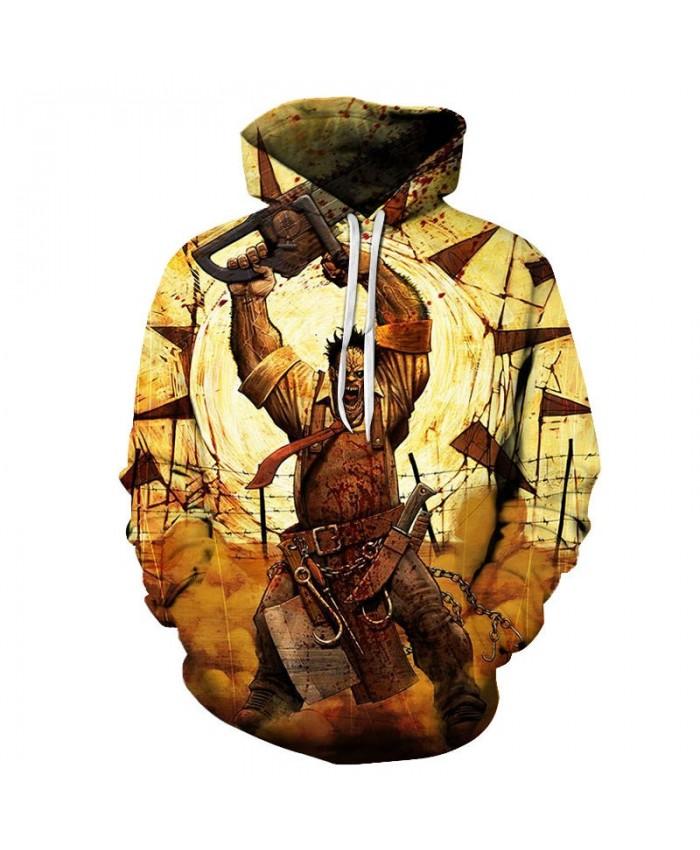 Whole Body Tool Pullover Sweatshirt Clothing for Mens Custom Pullover Hoodie Streetwear Sweatshirt Casual Hoodie Men