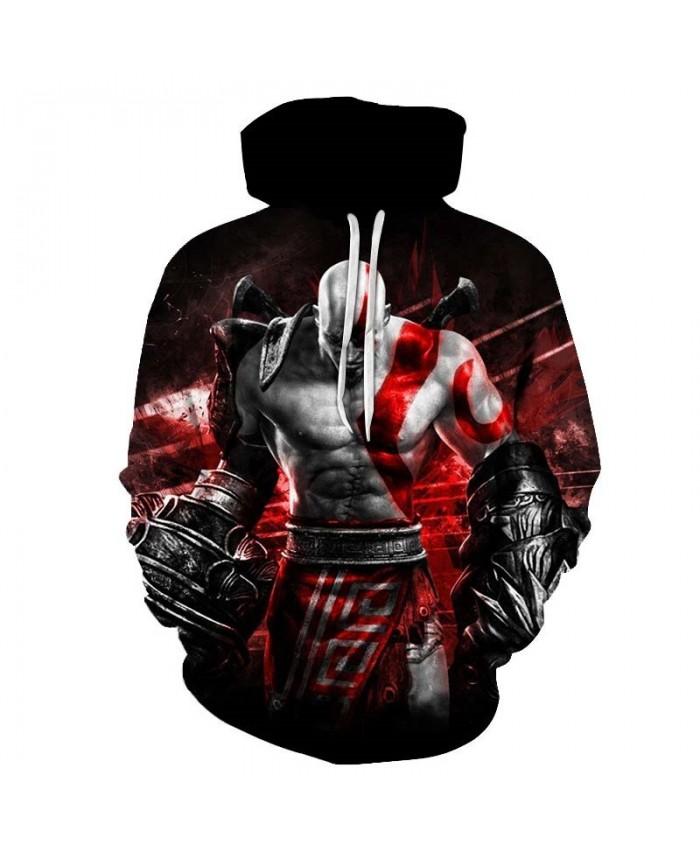 Whole body blood mens hoodies Pullover Casual Hoodies Tracksuits Hoodie Sportsuit Streatwear Sweatshirt Fashion Men