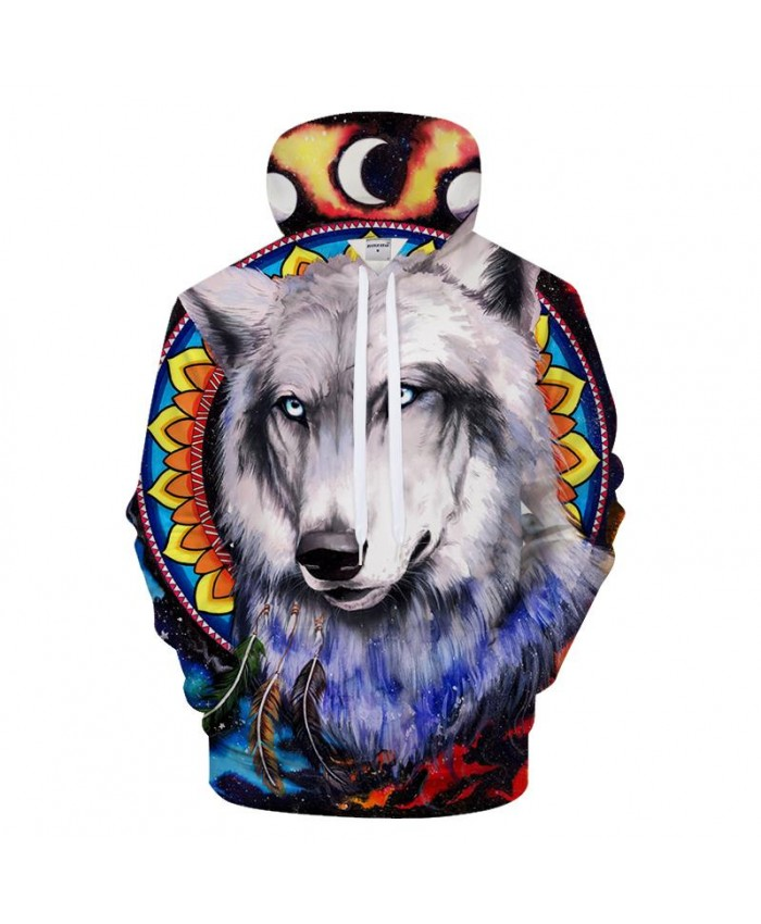 Wolf galaxy By Pixie coldArts 3D Print Hoodies Men Women Anime Sweatshirt Brand Tracksuit Pullover Hoodie HoodedCoat Drop Ship