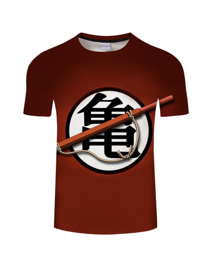 Word 3D Print T shirt Men Women Dragon Ball Summer Casual Anime Short Sleeve Boy Tops&Tee Tshirts 2018 Hot Drop Ship