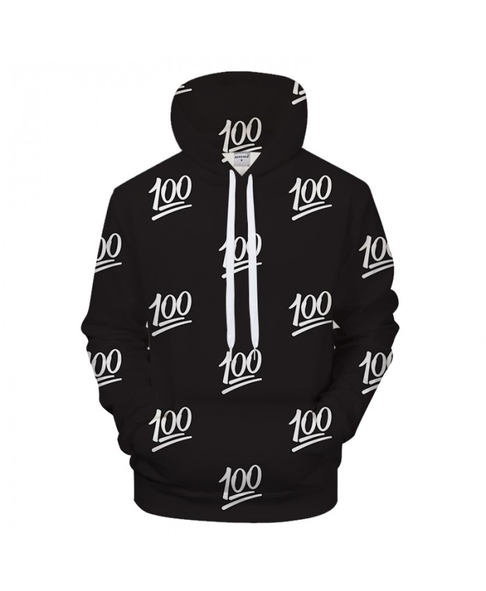 Word Hoodies Men Women Hoody 3D Black Sweatshirts Autumn Tracksuit Casual Hoodie Harajuku Coat Pullover 2019 Dropship
